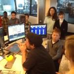 """Studio FM4; """"Good Morning Austria"""""""