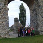 "WA Jeunes Familles at Austrian Emblem ""Heidentor"" Carnuntum"